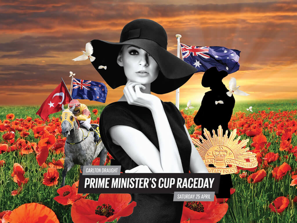 Prime Minister Cup Race day