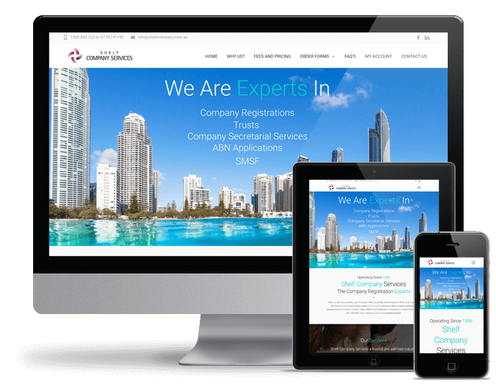 Mobile WordPress Web Design